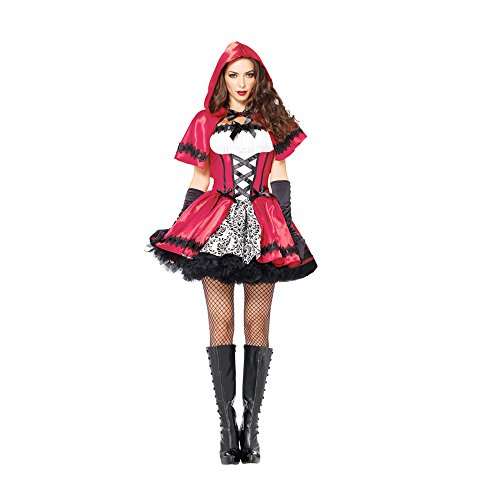 Hallowing Costumes (Morris Costumes Gothic red adult large)