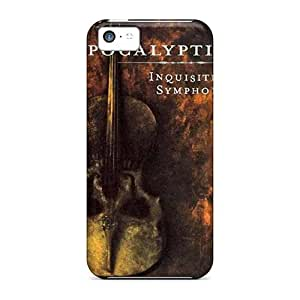 New Arrival Iphone 5c Case Apocalyptica Case Cover