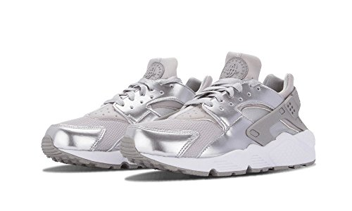 Air blanc d'argent métallisé Huarache Nike YfB64Tf