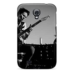 DannyLCHEUNG Samsung Galaxy S4 Excellent Hard Phone Cases Unique Design Lifelike Muse Band Pictures [ehE17479eGhg]