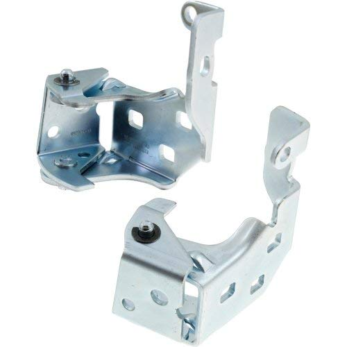 Door Hinge Set of 2 for Silverado/Sierra 1500 2007-2013/2500 Hd/3500 HD 2007-2014 Front Right Side and Left Side Upper