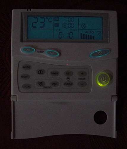 airwell air conditioner remote control instructions