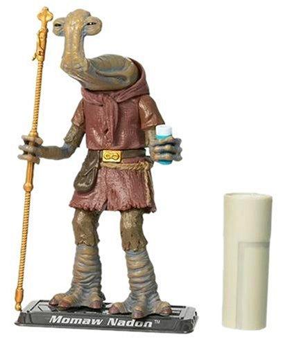 Star Wars Momaw Nadon The Saga Collection Basic Figure