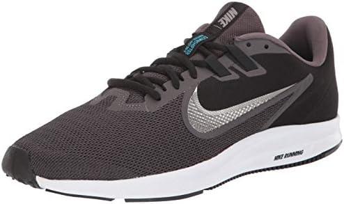 NIKE Men's Nike Downshifter 9 Shoe, thunder grey/metallic pewter