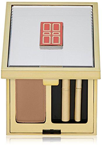 Elizabeth Arden Beautiful Color Brow Shaper and Eyeliner, Soft Blonde, 0.09 (Elizabeth Arden Brush)