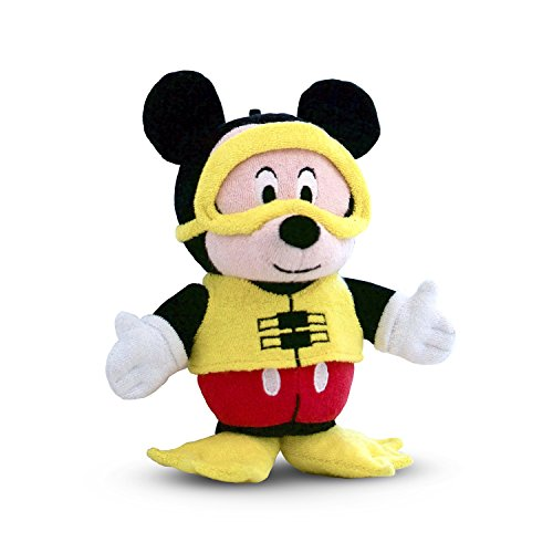 SoapSox Disney Bath Toy Sponge, Mickey Mouse