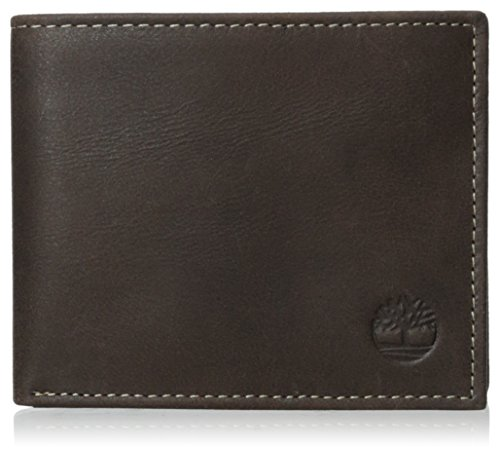 Timberland Mens Cloudy Passcase Wallet