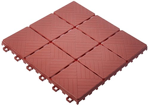 "12 Piece Patio Walkway Pavers 11 3/4"" X 11 3/4"" Set"
