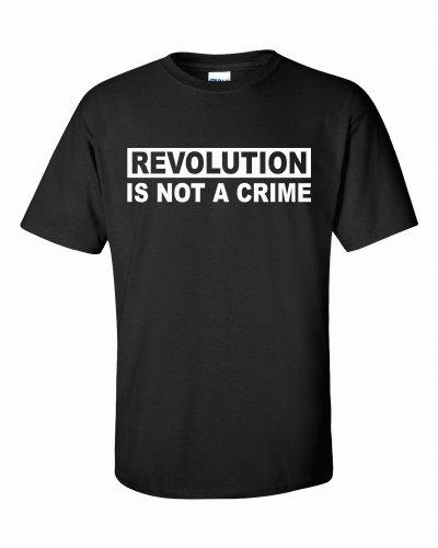 La della rivoluzione è non crimine maglietta un Bv1Bwx6q
