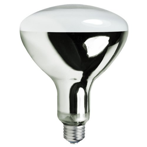Eye 70799-175 Watt - RD40 - Mercury Vapor - 5800 Lumens - 5700K - Medium Base - ANSI H39 - - 175w Mercury Vapor