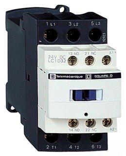 LC1D32G7 Square D CONTACTOR 600VAC 32AMP