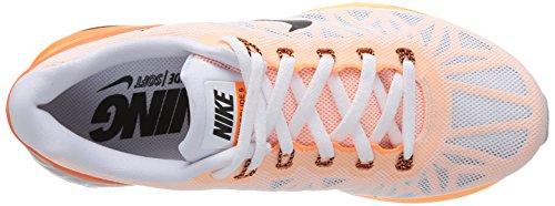 Course 6 Chaussures Blanc Orange Noir blanc Nike Lunarglide Pch Femme Crm De Pour IT65x4w