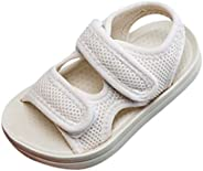 Voberry Baby Girls Boys Sandals Kids Shoes Boys Girls Closed Toe Summer Beach Sandals Shoes Sneakers