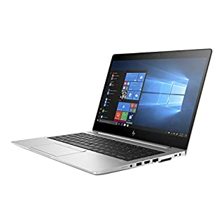 "HP 3RF79UT#ABA Elitebook 840 G5 14"" Notebook - Windows - Intel Core i5 2.6 GHz - 8 GB RAM - 256 GB SSD, Silver"