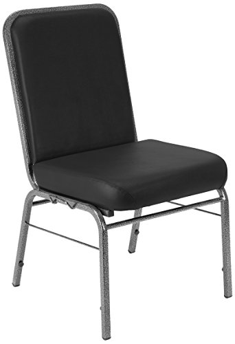 OFM Comfort Class Series Anti-Microbial/Anti-Bacterial Vinyl Stack (Ofm Comfort Class Stack Chair)