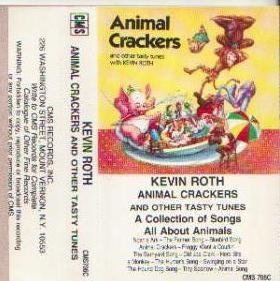 Animal Crackers and Other Tasty Tunes - A Collection of Songs All About Animals