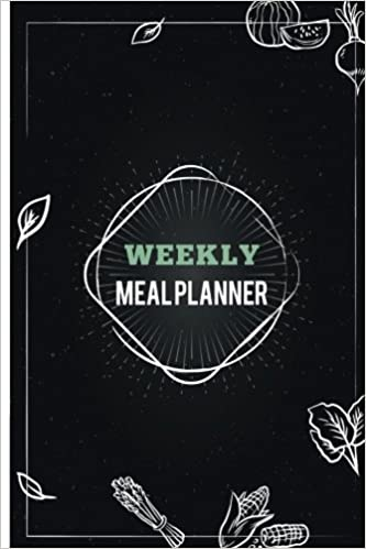 Weekly Meal Planner: Price Track, Weekly Meal Planner withShopping List and Notes, Recipes Notes: Mini-Size 6x9