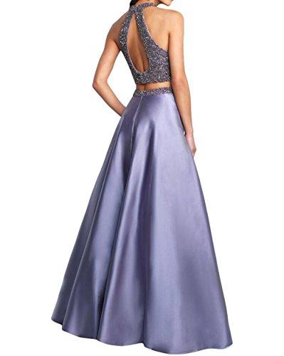 Abschlussballkleider Steine Regency mia Abendkleider Brau Lang Partykleider mit Jugendweihe Zwei Kleider teilig Promkleider Festlichkleider La 1xqU6PAx