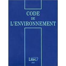 Code De l'Environnement