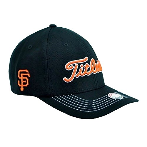 99a5f19d7a8 Titleist MLB San Francisco Giants Golf Cap Hat Medium Large