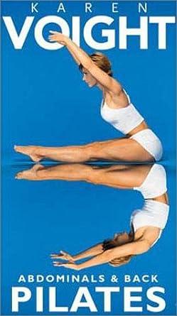 Pilates - Abdominals & Back [USA] [VHS]: Amazon.es: Karen ...