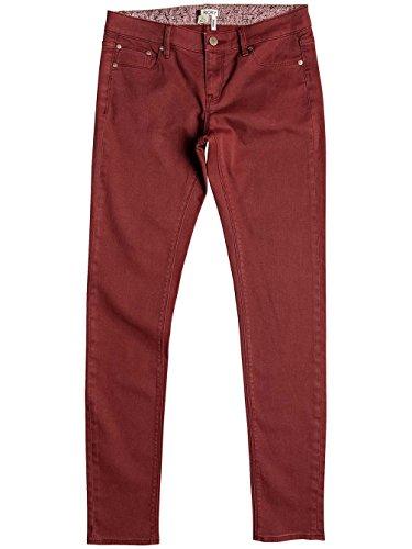 Roxy Jeans Vestibilità Donna con Suntrippers Colors SYRAH Skinny 8Hpxq8rf