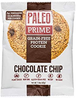 product image for Paleo Prime Chocolate Chip Cookie, 1.5 Ounce (Pack of 12)