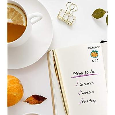Carson Dellosa – Pumpkins Dazzle Stickers, Fall Classroom décor, 75 Count: Carson-Dellosa Publishing: Office Products