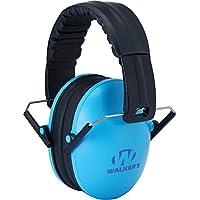 Walker's Game Ear - Orejeras Plegables pasivas para niños