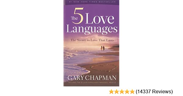 The 5 Love Languages Gary Chapman Pdf