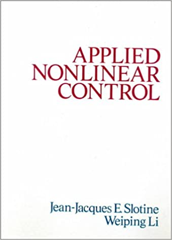 Applied nonlinear control jean jacques slotine weiping li applied nonlinear control jean jacques slotine weiping li 9780130408907 amazon books fandeluxe Images