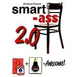 Smart Ass (Red with bonus pack) by Bill Abbott