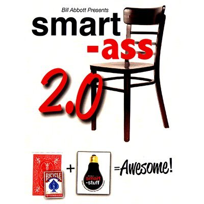 Smart Ass (Red with bonus pack) by Bill Abbott