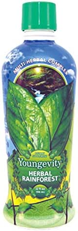 MAJESTIC EARTH HERBAL RAINFOREST - 32 FL OZ