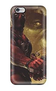 High Grade JeremyRussellVargas Flexible Tpu Case For Iphone 6 Plus - Deadpool 2911341K79295498