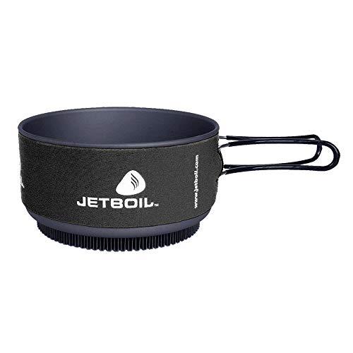 - Jetboil 1.5-Liter FluxRing Camping Cooking Pot, Carbon