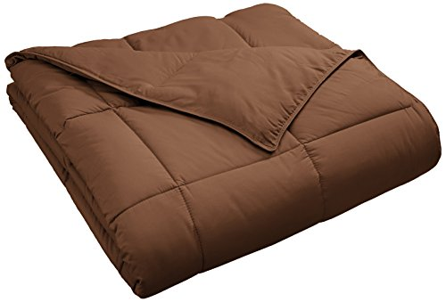 Chocolate Blue Comforters - 7