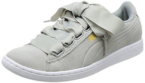 scarpe puma vikky ribbon donna grigio 364262 01