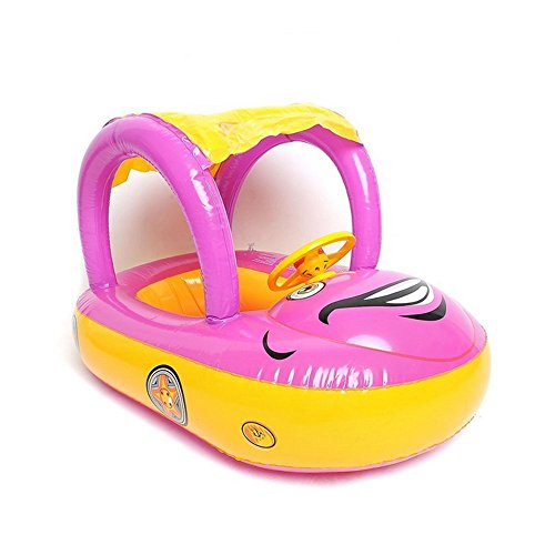 YOUDirect® Cartoon Car Swim Float Seat Boat Pool Ring Seat
