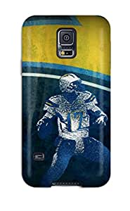 saniegohargers NFL Sports & Colleges newest Samsung Galaxy S5 cases