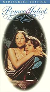 Romeo and Juliet (Widescreen Edition) [VHS]