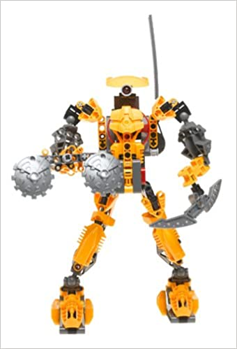 Building the Toa Minifigures Ideas
