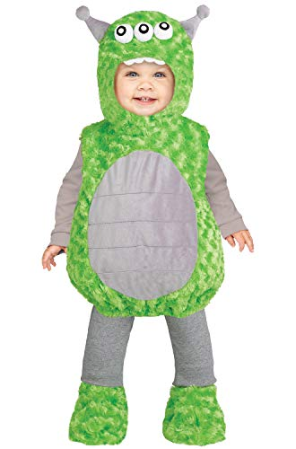 Fun World Li'l Alien Infant/Toddler Costume-18-24