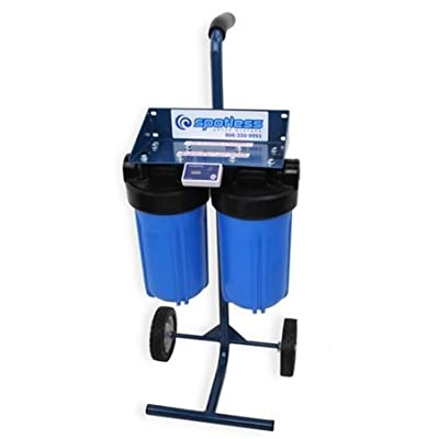 CR Spotless DIC-10A Medium Capacity De-Ionizer With Cart