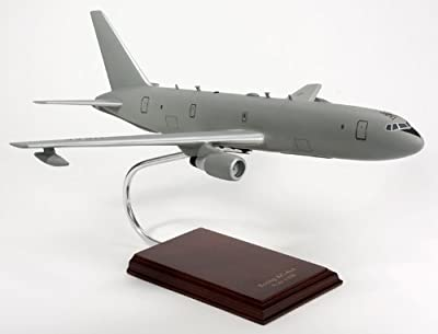 Boeing KC-46 Tanker Handcrafted Quality Desktop Aircraft Model Display / USAF Air-to-air Tanker Aircraft / Unique and Perfect Collectible Gift Idea / Aviation Historical Replica Gift Toy