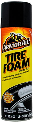 Intense Tire (Armor All Tire Foam Protectant 20 Oz (pack of 1))