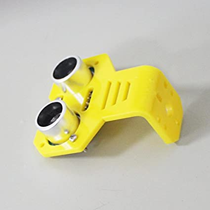 Amazon com : 1PC Yellow Cartoon Ultrasonic Sensor Fixer Mount