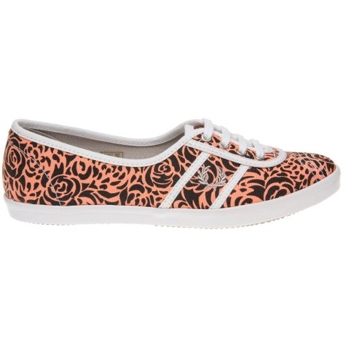 Fred Perry Aubrey Canvas Donna Sneaker Rosa