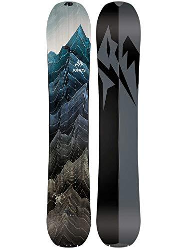 Jones Snowboards Solution Splitboard - Wide One Color, 165cm