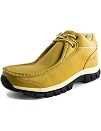 Water Resistant Oxford Chukka Casual Dress Boots (Big Kid)
